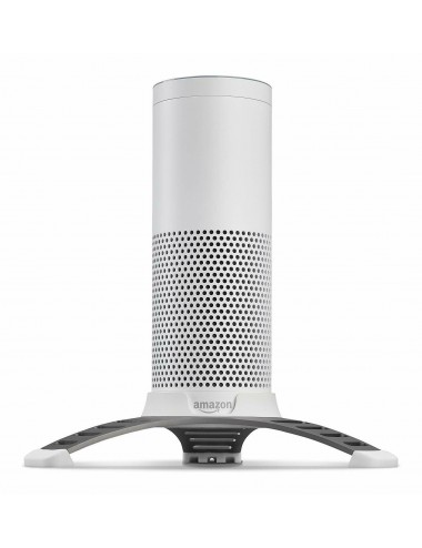 SOUNDXTRA DESK STAND FOR AMAZON ECHO-WHITE