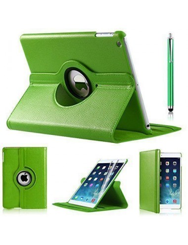 360˚ ROTATION PU LEATHER CASE COVER FOR IPAD