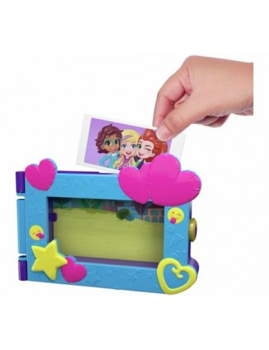 POLLY POCKET SAY FREEZE!POCKET WORLD