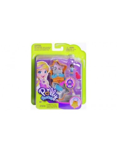 POLLY POCKET TINY PLACES ASSORTMENT