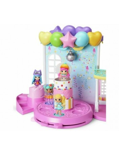 PARTY POOPTENIES POPTASTIC PARTY PLAYSET