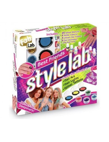 FAB LAB STYLE LAB ACTIVITY SET
