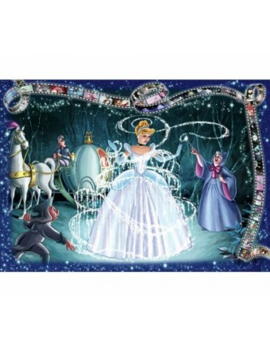 RAVENSBURGER DISNEY CINDRELLA COLLECTOR PUZZLE,1000pcs