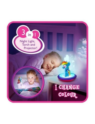 MY LITTLE PONY GOGLOW MAGIC NIGHT LIGHT