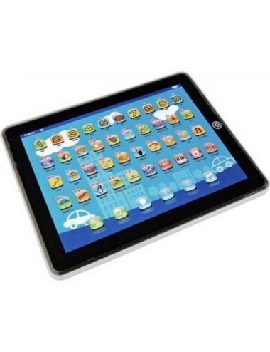 CHAD VALLEY PLAY SMART JUNIOR TOUCH TABLET-BLUE