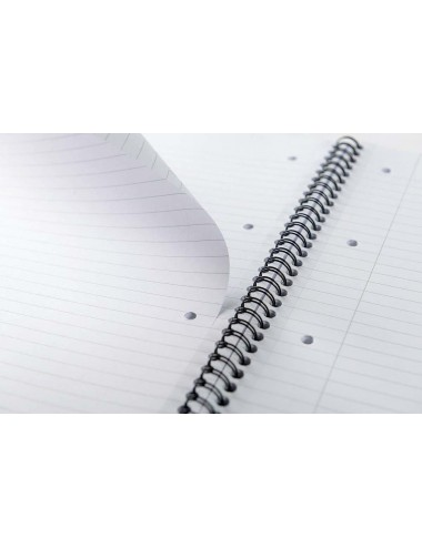 PUKKA PAD METALLIC JOTTA NOTEPAD A4+RULED(200 PAGES)